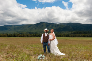 Cades Cove Wedding