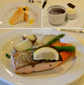 Delicious Meal on Carnival Cruise