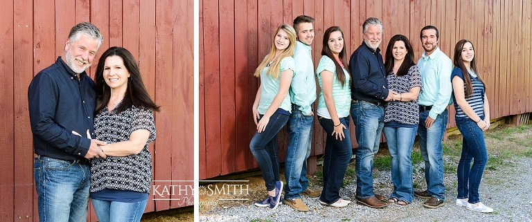 Townsend Family Portrait Photographer 1