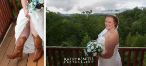 Smoky Mountain wedding photography by Kathy Smith Photography