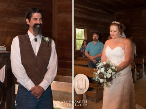 Primitive Baptist Church Weddings captured by Kathy Smith Photography