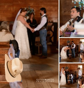 Primitive Baptist Church Wedding Photography
