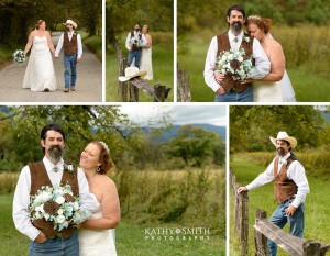 Cades Cove Wedding Photographer