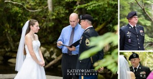 Spence Cabin Wedding Photography by Kathy Smith Photography