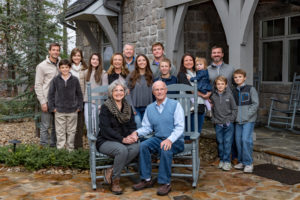 Family Portraits in the Smoky Mountains