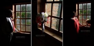 Window light at Tipton Place in Cades Cove