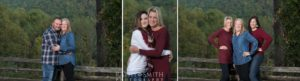 Sunrise portrait shoot in the Smoky Mountains by Kathy Smith Photography
