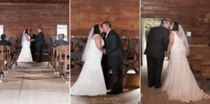 Congratulations to the newest Mr and Mrs at the Primitive Baptist Church in Cades Cove