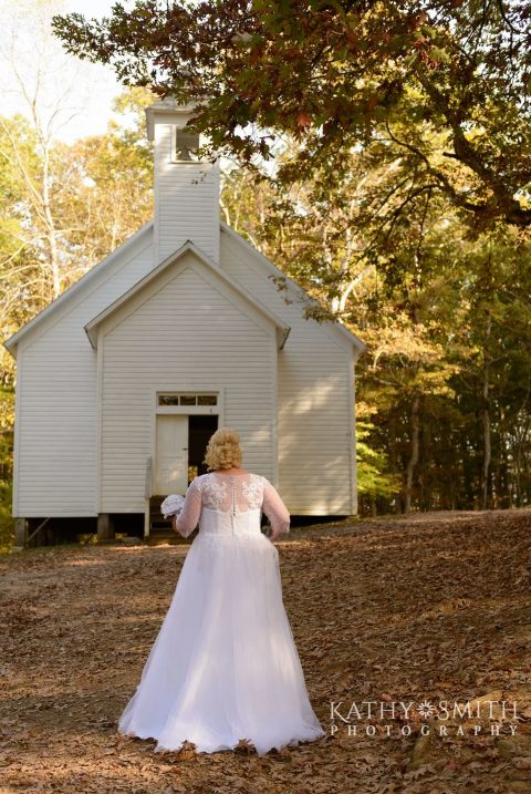 Going to the Chapel in Cades Cove