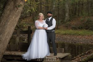 Kathy Smith Photography captured a lovely portraits in Cades Cove