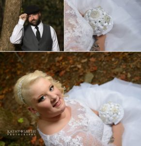 Kathy Smith Photography is authorized to photograph weddings in Cades Cove