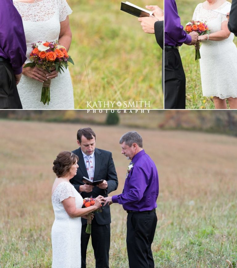 Kathy Smith Photography Cades Cove Wedding