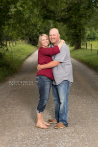 love birds on Sparks Lane in Cades Cove