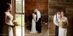 Cades Cove Cabin Wedding