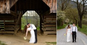 Sparks Lane Wedding and Tipton Place Cabin
